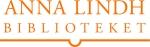 Anna Lindh-bibliotekets logotyp