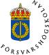 Försvarshögskolans logotyp